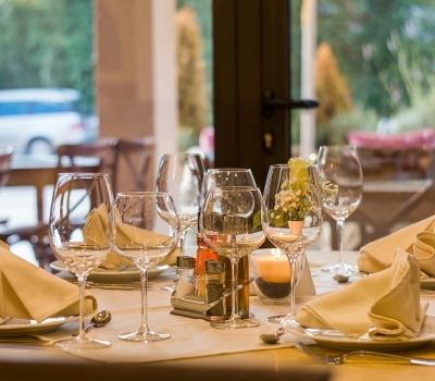 client Gesler restaurant